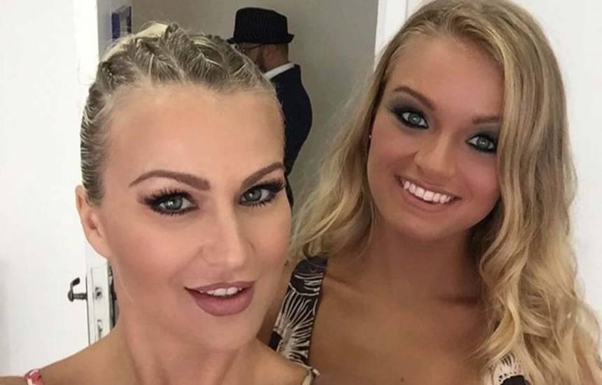 Eva e Mercedes Henger, lo scontro mamma-figlia continua