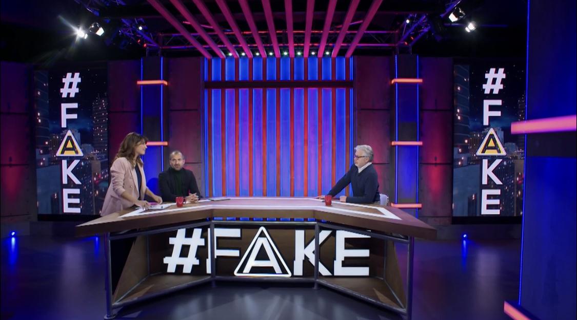 Fake – La fabbrica delle notizie, anticipazioni della prima puntata di stasera, 28 ottobre 2020