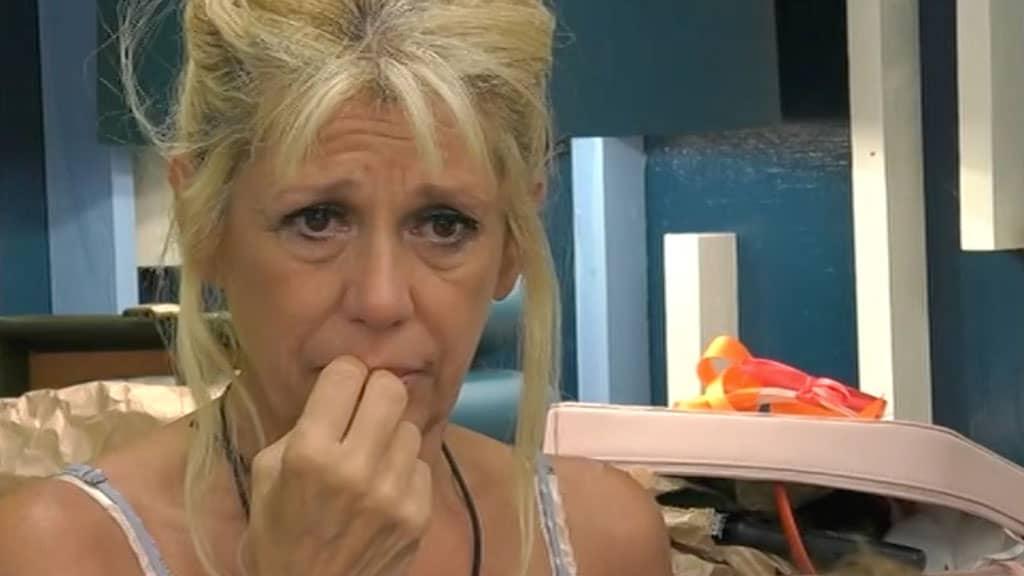 """Maria Teresa Ruta in lacrime: """"Io e Roberto volevamo un figlio"""""""