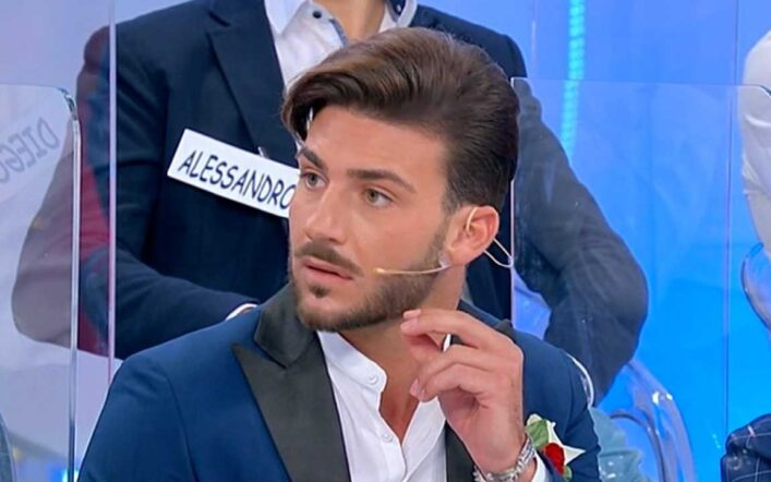 """Nicola Vivarelli lascia Uomini e Donne? """"Torno al mio lavoro"""""""