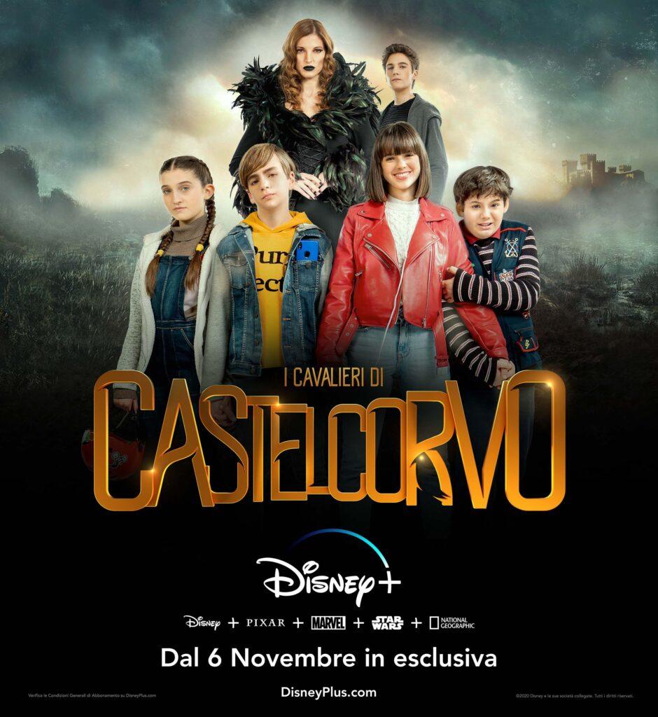 Poster de I cavalieri di Castelcorvo