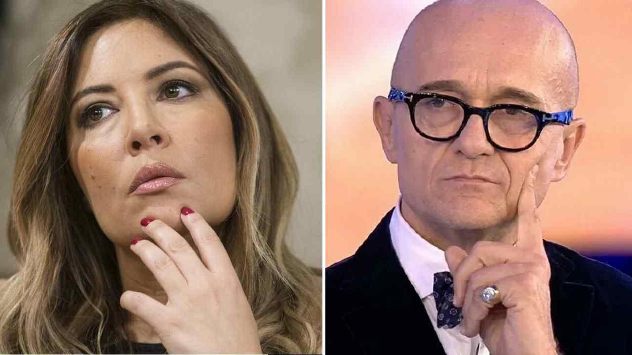 Selvaggia Lucarelli contro Signorini: 'Se sei sordo non fare il conduttore'