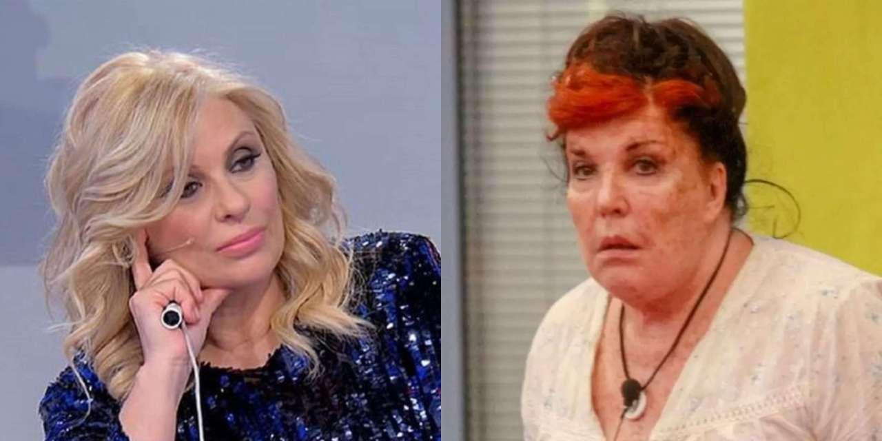 Tina Cipollari svela perché non va d'accordo con Patrizia De Blanck