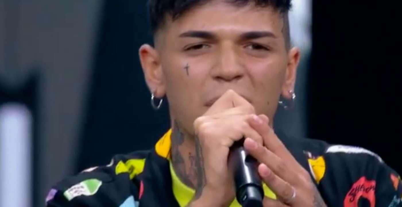 X Factor 2020, Blind colpisce i giudici cantando l'inedito Cuore nero (VIDEO)