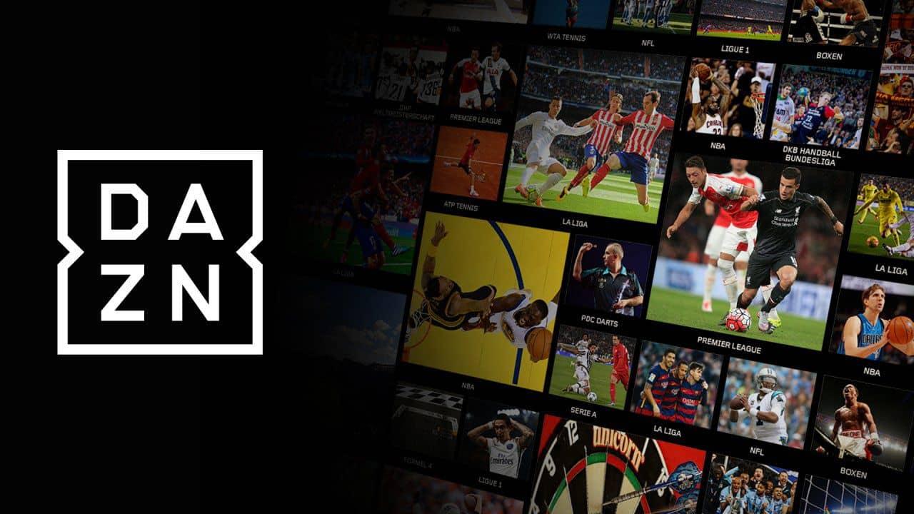 DAZN, i migliori eventi del weekend: Juve-Lazio, derby madrileno e molto altro