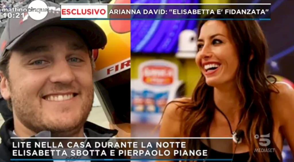 """Elisabetta Gregoraci sotto attacco a Mattino 5: """"Bugiarda, è fidanzata fuori dalla casa"""""""