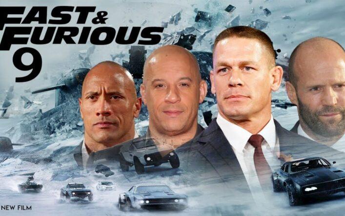 Fast and Furious 9, ecco le parole di un nuovo protagonista della saga: John Cena