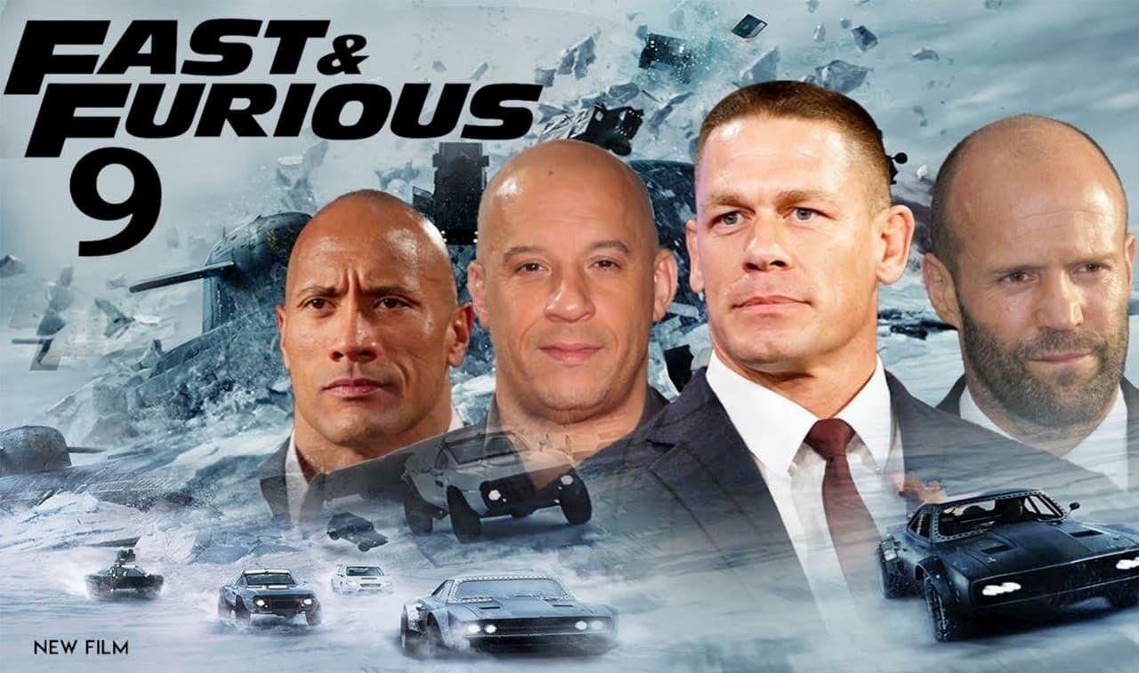 """Fast and Furious 9,  parla John Cena: """"È stato come essere in uno spogliatoio della WWE"""""""