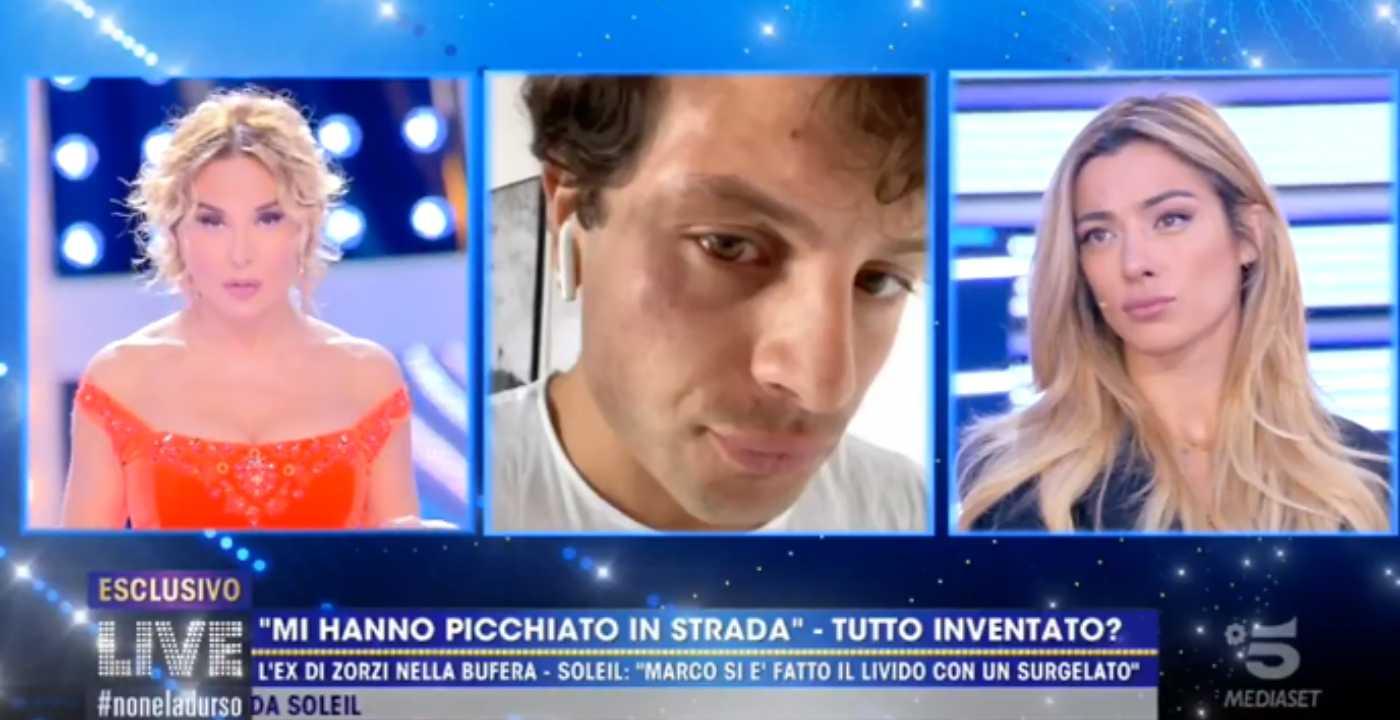 Live – Non è la d'Urso, Iconize non si presenta in puntata: il motivo e la furia di Barbara (video)