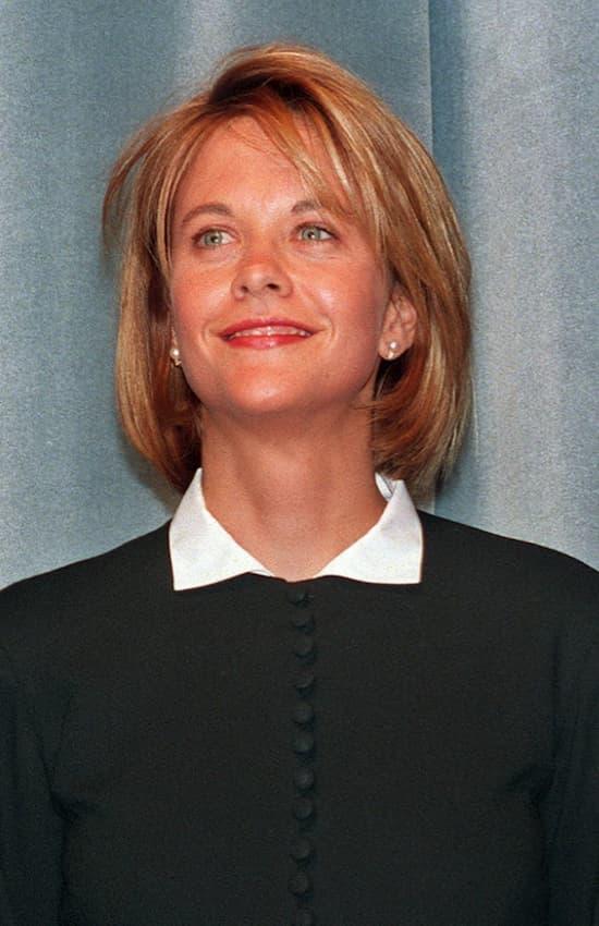 Meg Ryan prima della chirurgia estetica
