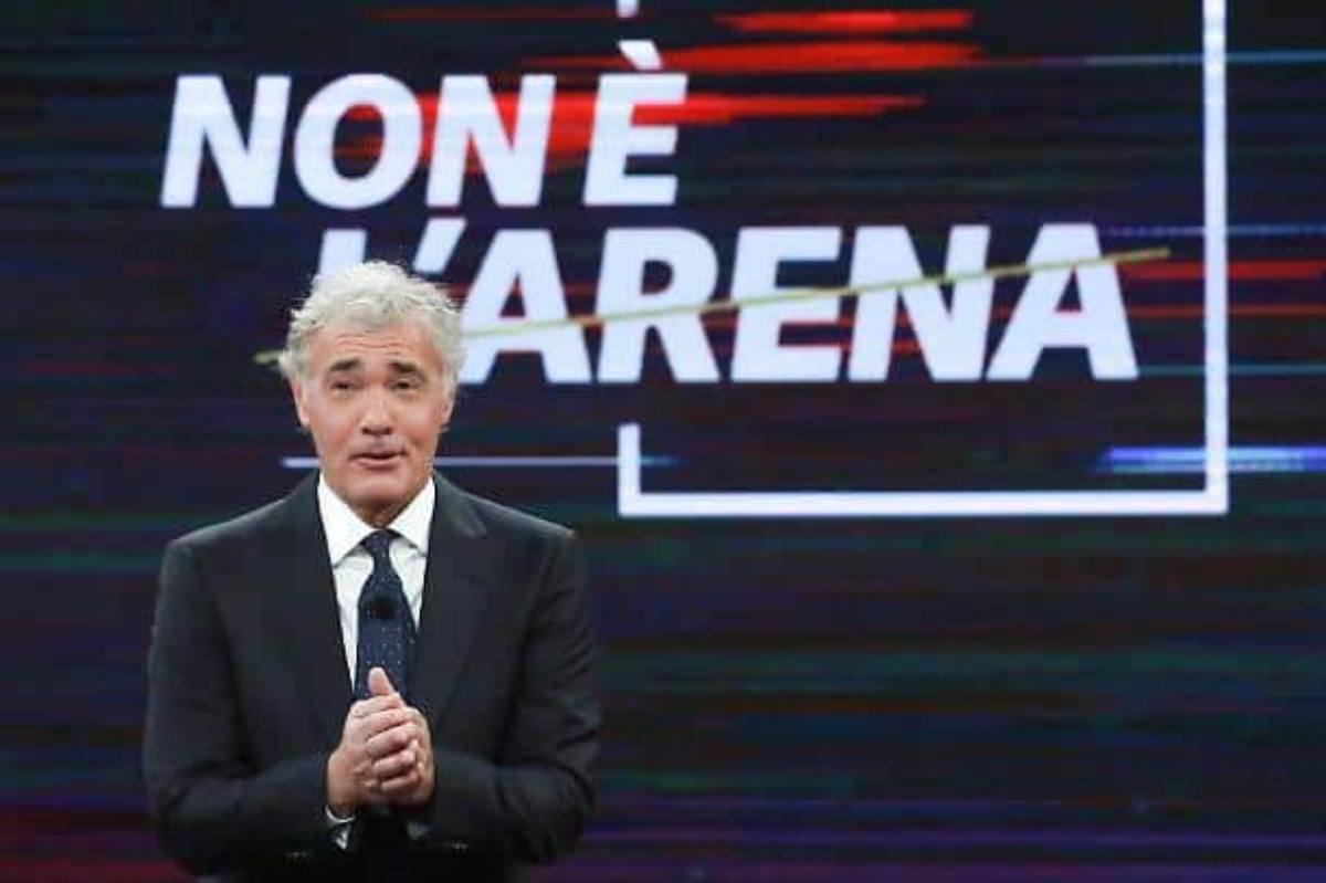 Non è l'Arena, perché da Giletti riesploderà l'Ares Gate