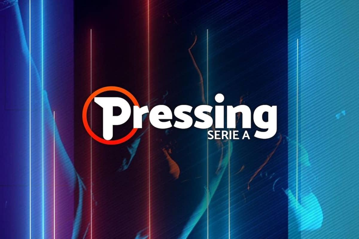 Pressing Serie A, ecco come e dove vedere la replica dell'ultima puntata