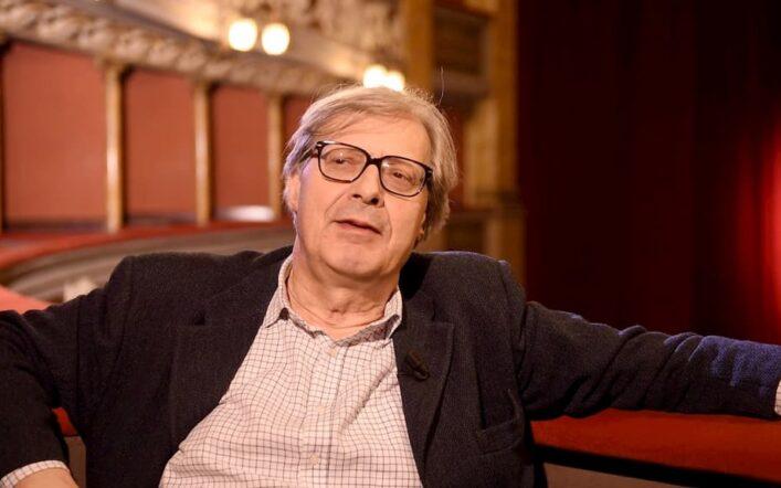 Live – Non è la d'Urso, Sgarbi e l'inaspettata rivelazione su Eva Grimaldi