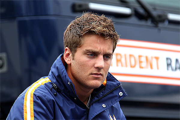 Stefano Coletti, pilota automobilistico