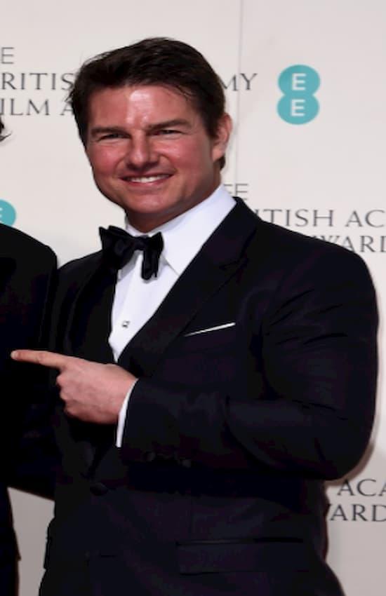 Tom Cruise dopo la chirurgia estetica