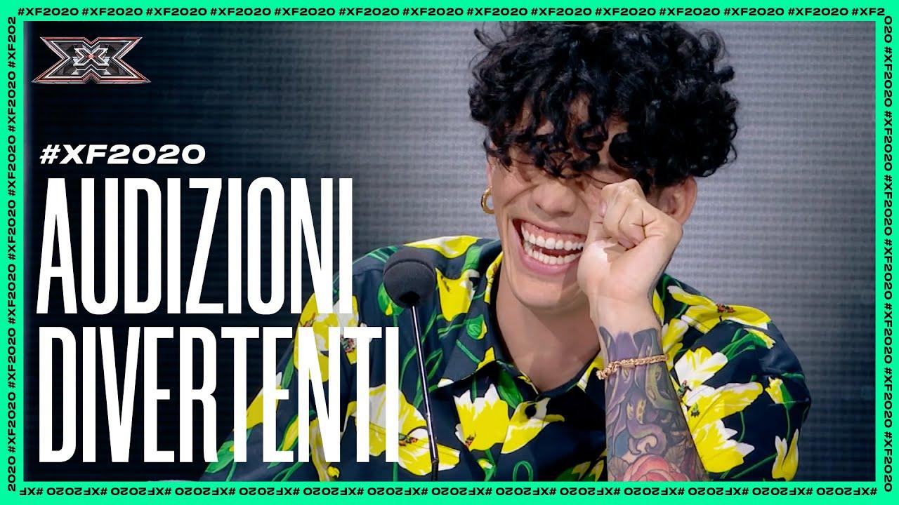 X Factor, le 6 audizioni più divertenti della nuova edizione