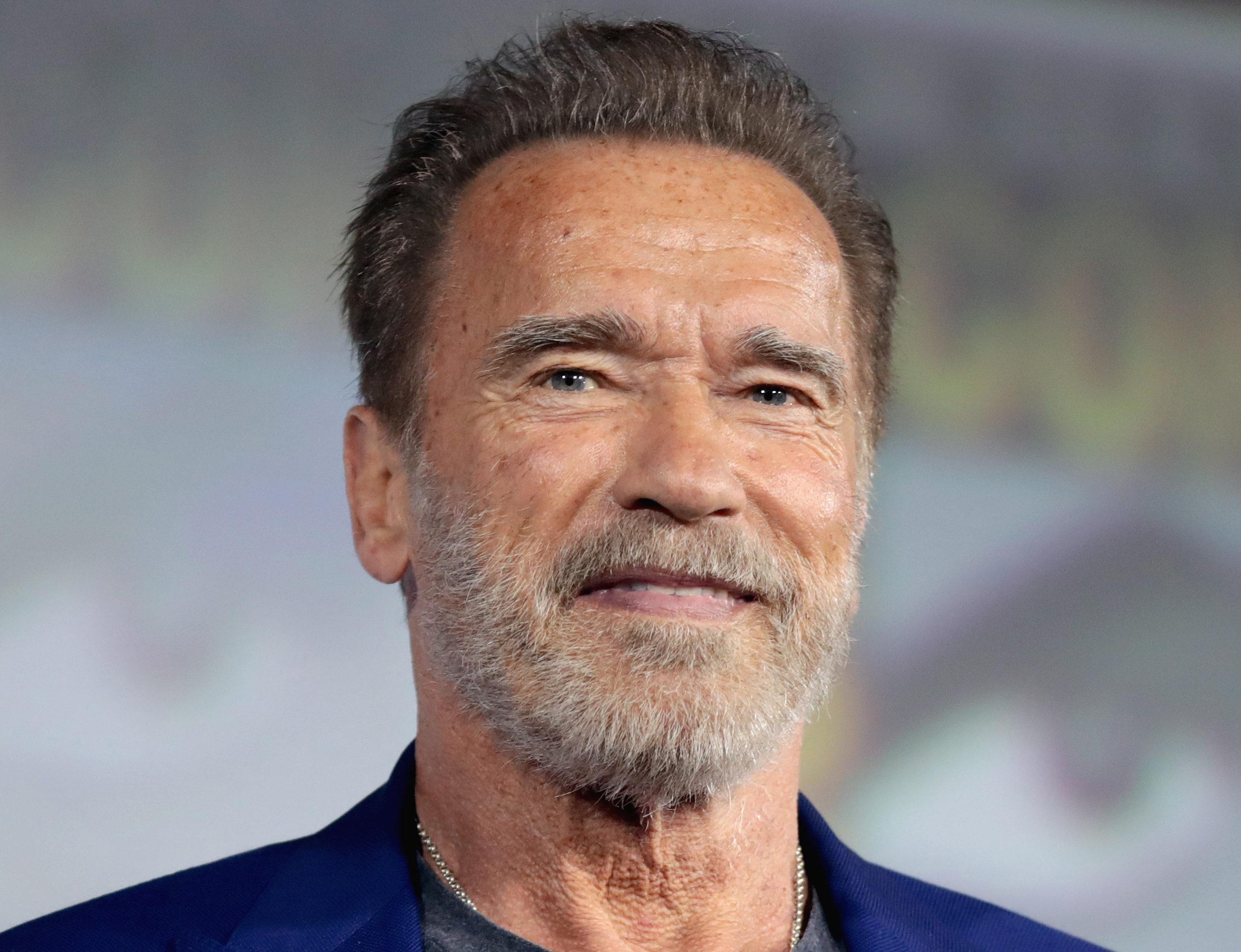 Arnold Schwarzenegger protagonista di una serie Netflix: tutti i dettagli!