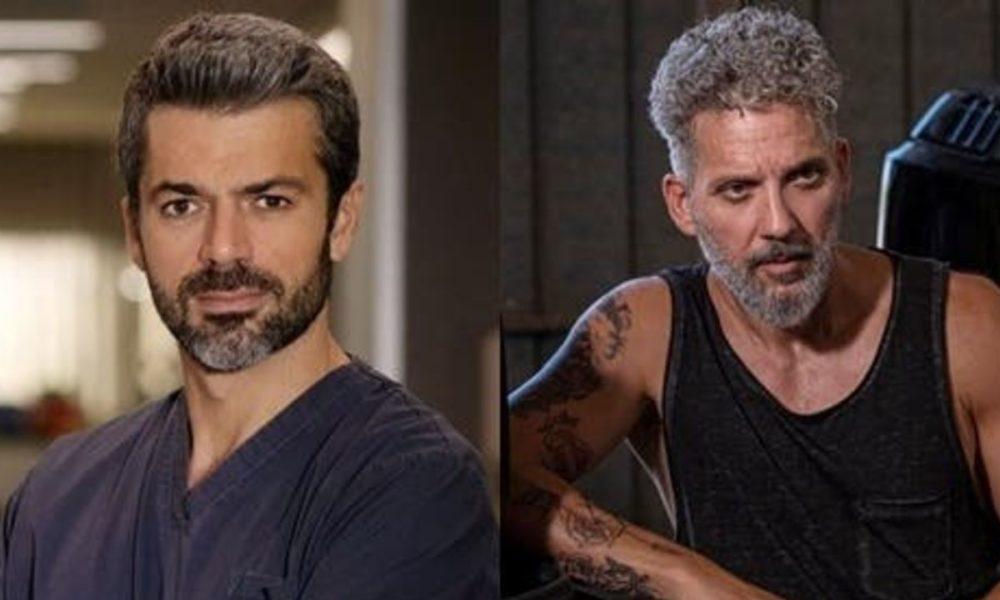 Beppe Fiorello e Luca Argentero, è polemica su Twitter tra i due attori