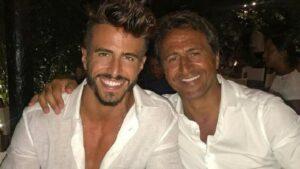 Marco Ferri, figlio di Riccardo Ferri, fa scherzo con Le Iene al padre