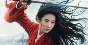 Mulan live action home video
