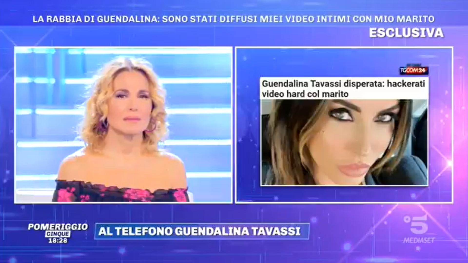 Pomeriggio 5, Guendalina Tavassi: in lacrime non si presenta in diretta