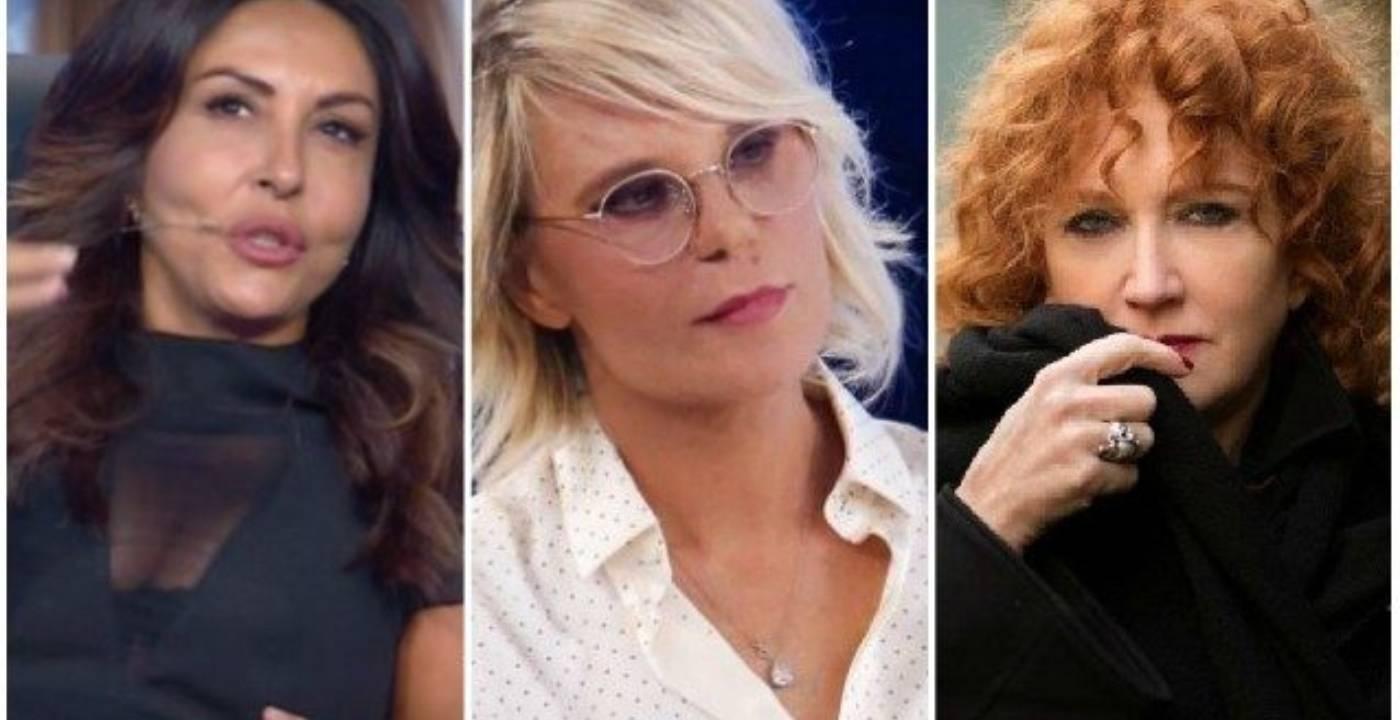 Siamo così non si fa: salta lo show con Maria De Filippi, Fiorella Mannoia e Sabrina Ferilli