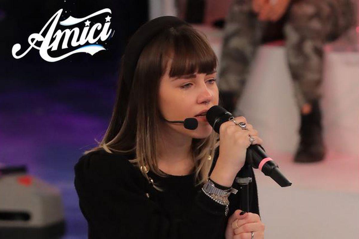 Arianna Gianfelici, chi è la cantante di Amici 20