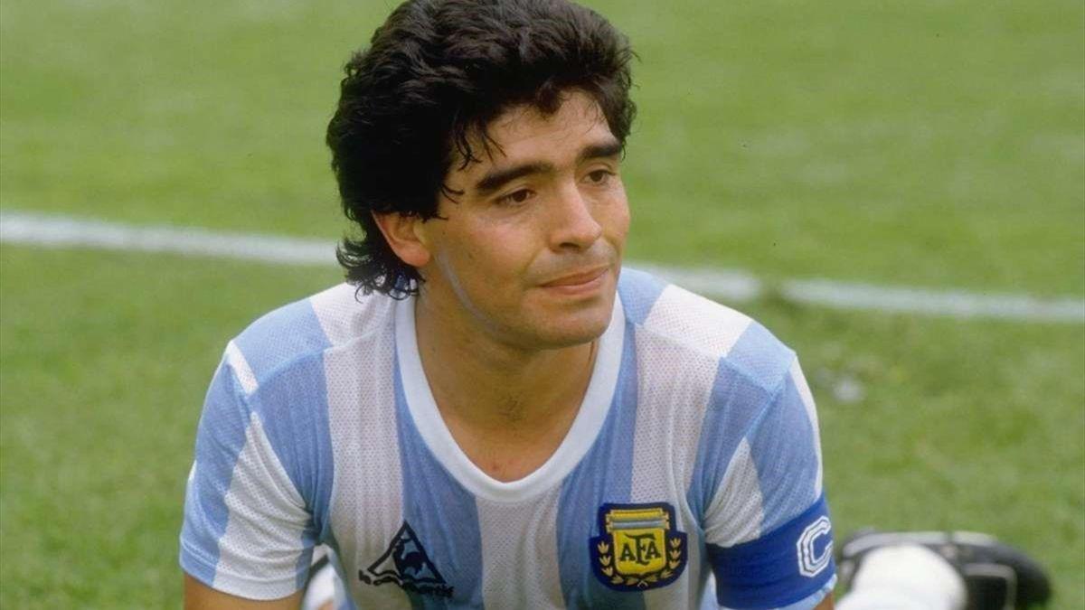 Diego Armando Maradona è morto |  il calciatore più forte di sempre aveva 60 anni