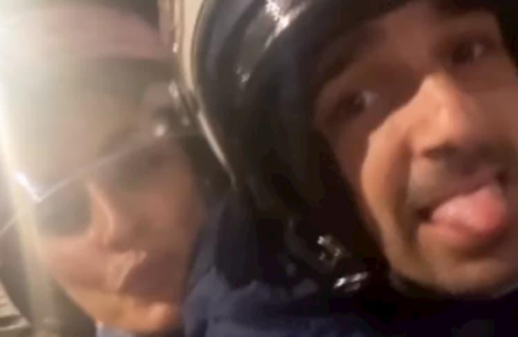 Elisa Isoardi e Raimondo Todaro, galeotto quel motorino a Roma