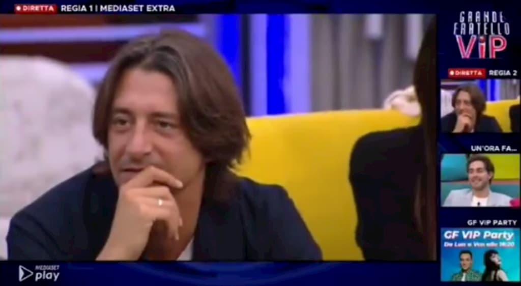 Giacomo Urtis scatena la gelosia di Francesco Oppini