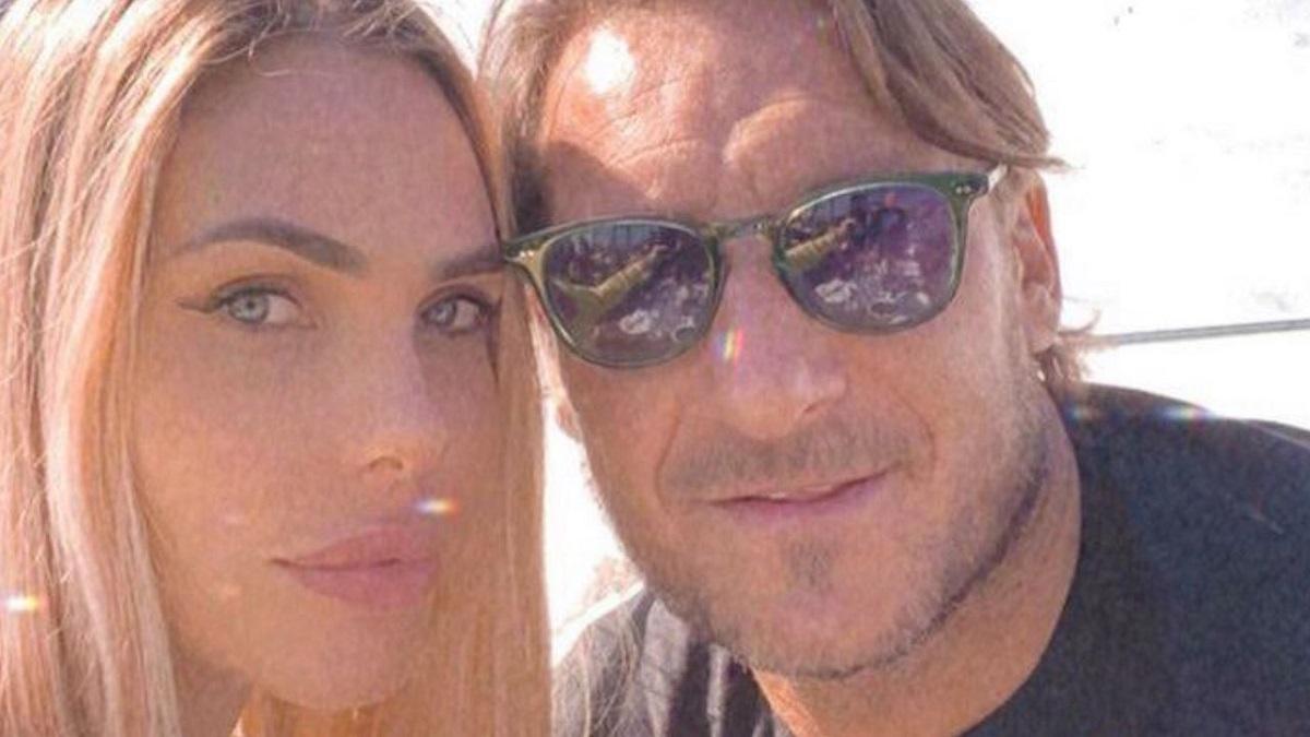 Francesco Totti e Ilary Blasi positivi al Coronavirus. Le loro condizioni
