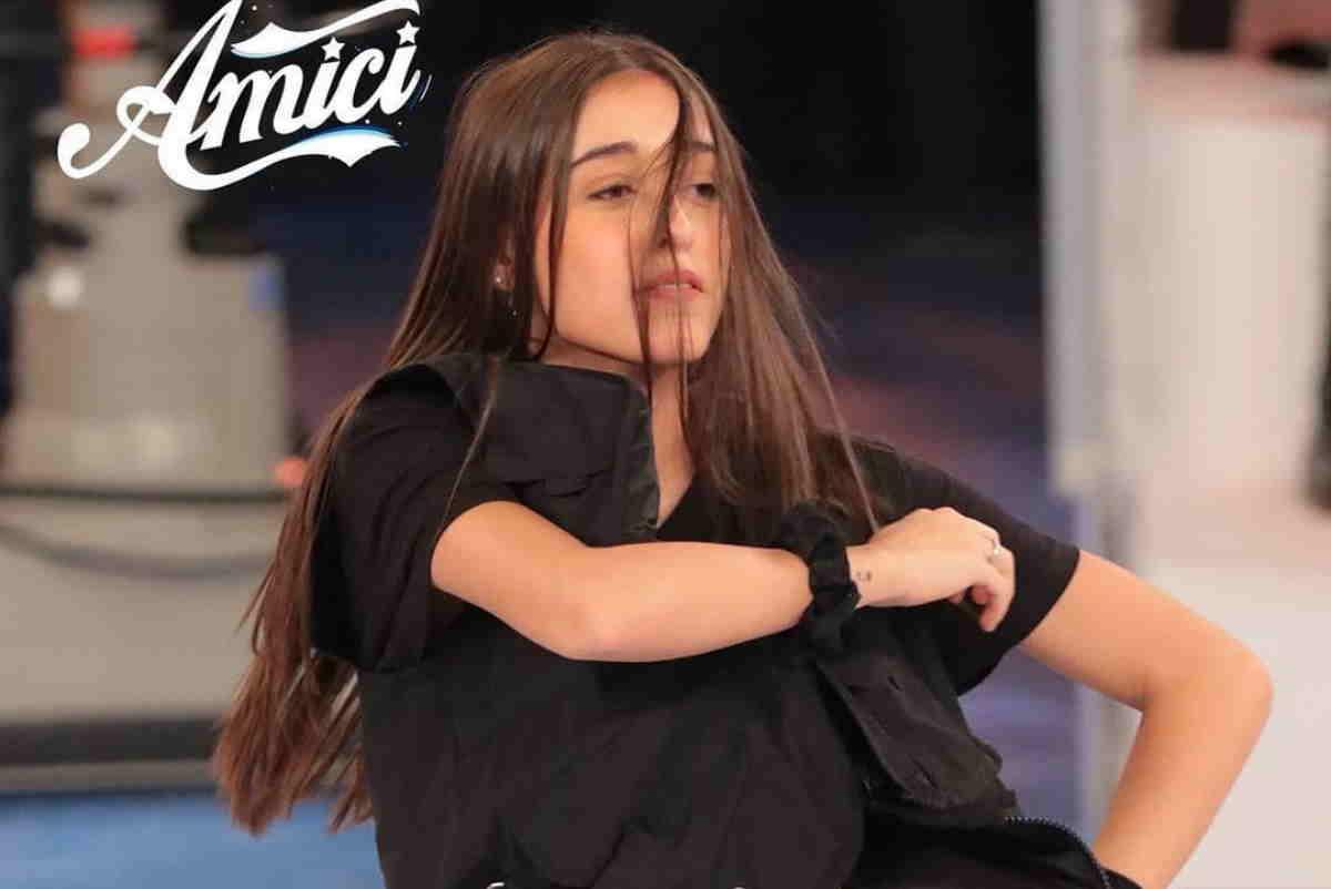 Giulia Stabile, chi è la ballerina italo-catalana di Amici 20