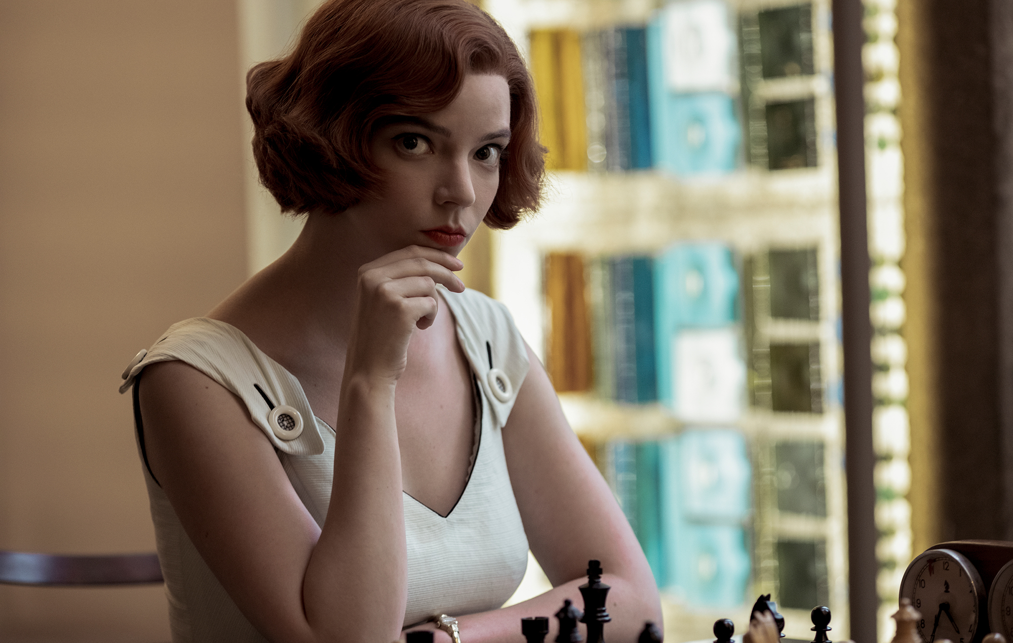 La regina degli scacchi: trama, cast, trailer, data uscita su Netflix