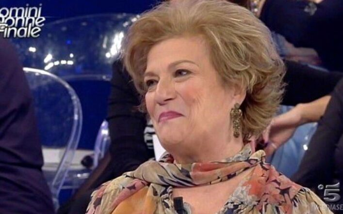 Uomini e donne, è morta Maria S. ex dama del Trono Over