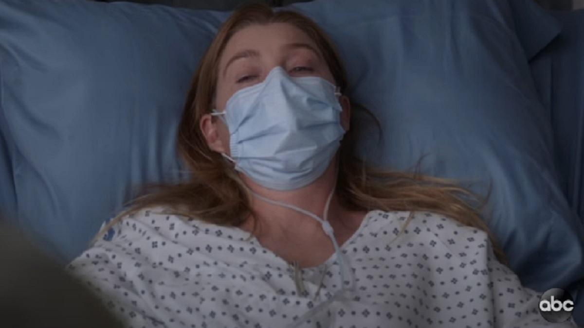 Grey's Anatomy 17, anticipazioni 4 puntata: Meredith si aggrava