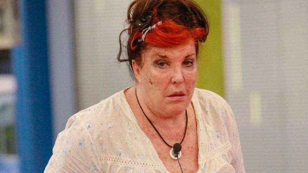 Patrizia De Blanck perdona ma non dimentica Tina Cipollari