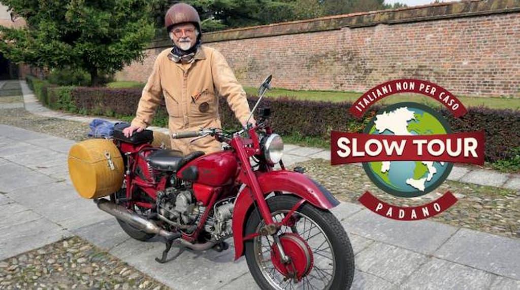 Slow Tour Padano, il nuovo programma di Patrizio Roversi alla scoperta della Pianura Padana