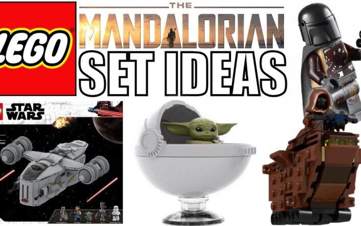 The Mandalorian 2: le migliori offerte LEGO della serie Star Wars