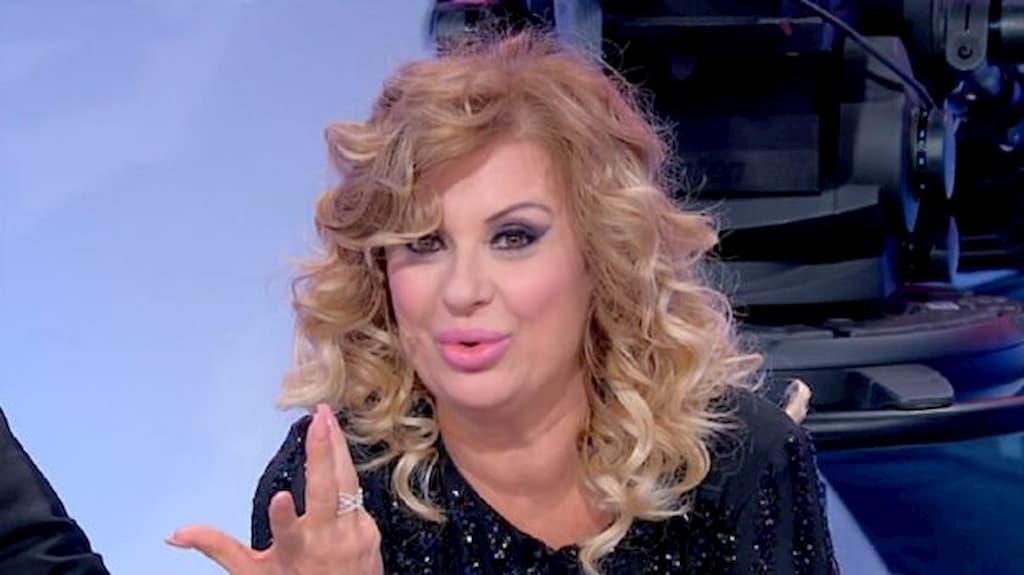 Il gran rifiuto di Tina Cipollari ad Alfonso Signorini