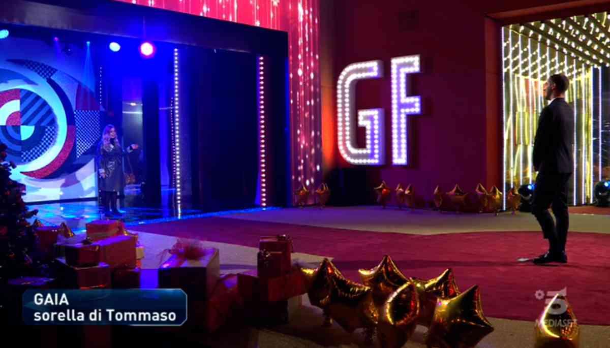 Gaia Zorzi pronta per il Gf Vip come concorrente? Signorini alla sorella di Tommaso: «Non mi sfuggi» (Video)