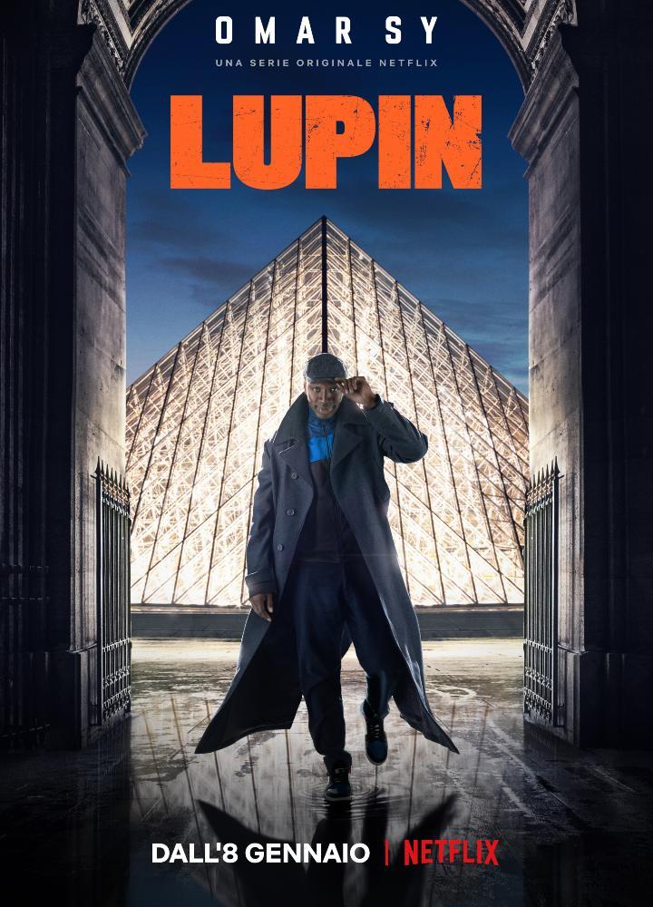 Lupin serie tv netflix