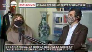L'avvocato Malmusi commenta la notizia che la fidanzata di Genovese è iscritta nel registro degli indagati