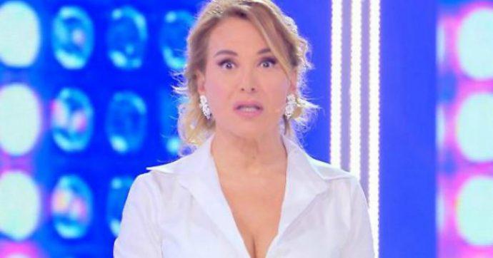 A Barbara d'Urso non piace un viziaccio di Paolo Brosio e glielo dice apertamente