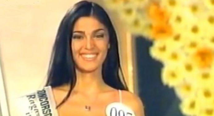 Cecilia Capriotti a Miss Italia