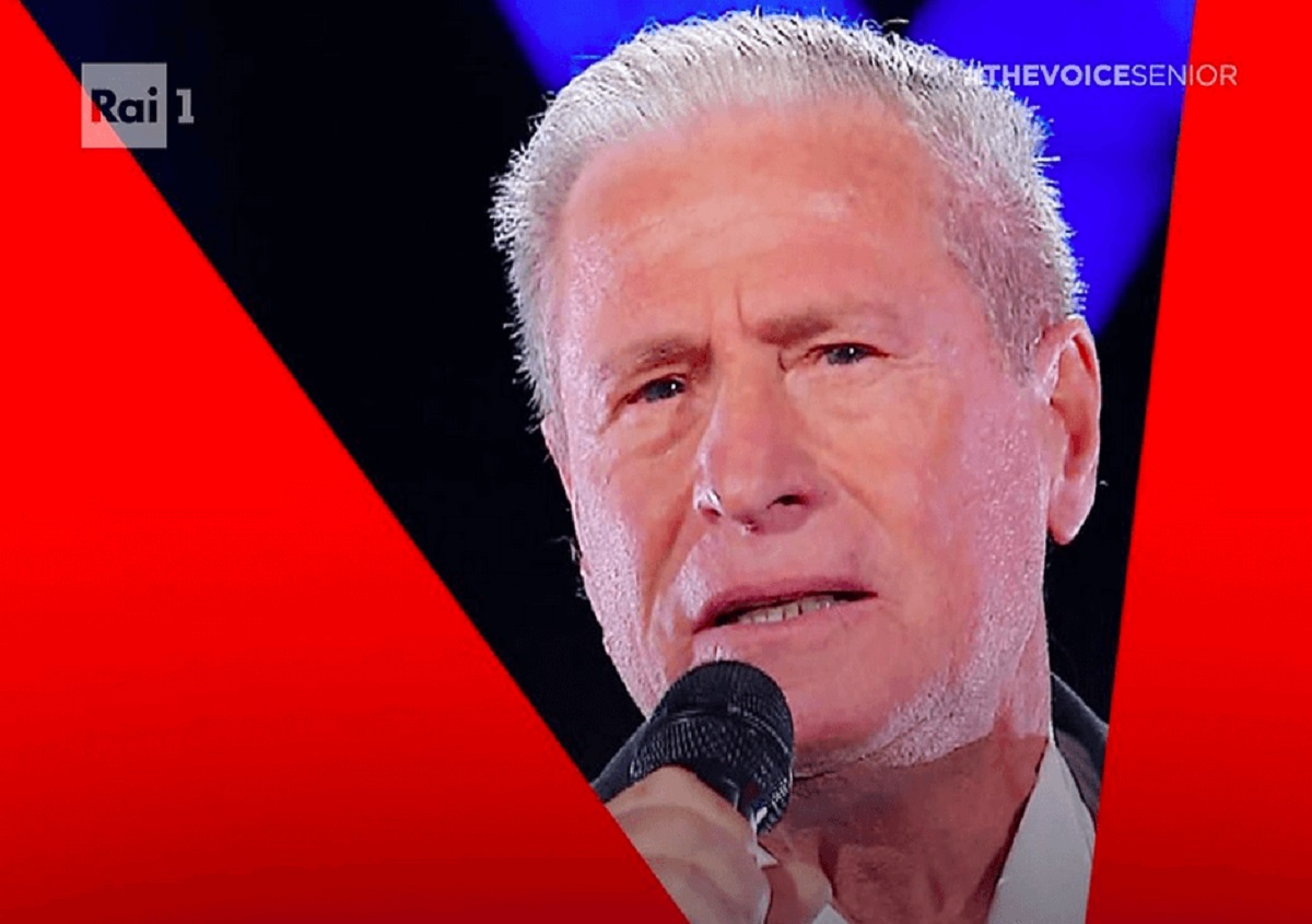 The Voice Senior, il padre della cantante Giorgia stupisce giudici e pubblico (Video)