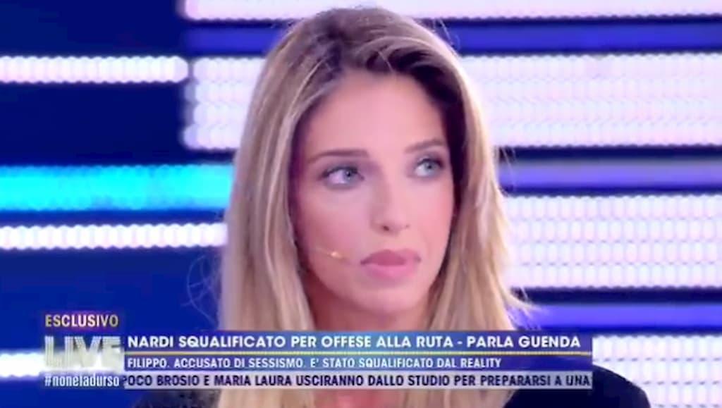 Filippo Nardi chiama Guenda Goria dopo la squalifica: cosa si sono detti