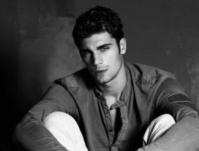 Mario Ermito, modello