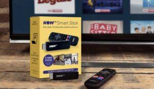 Now TV Smart Stick regalo di Natale