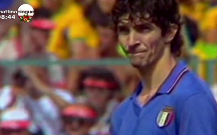 La moglie Federica Cappelletti ricorda Paolo Rossi a Live – Non è la d'Urso (Video)