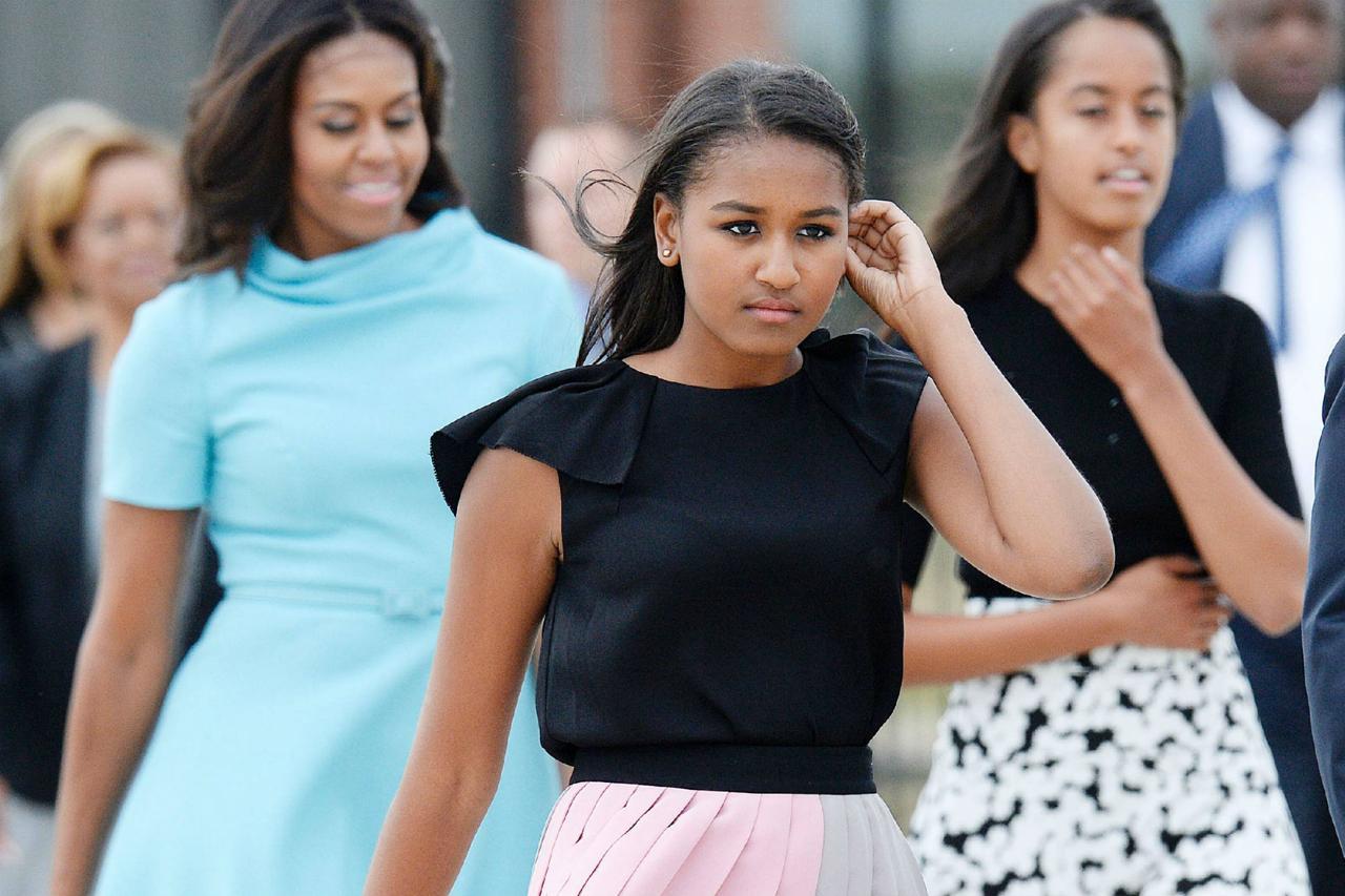 TikTok, lo strano caso dei video di Sasha Obama rimossi
